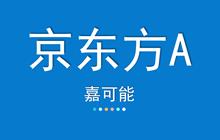 【嘉可能】2月25日 京东方A 缠论系统演