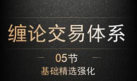 09【嘉可能】缠论交易体系《基础精选强