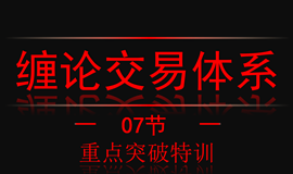 23【嘉可能】缠论交易体系《重点突破特
