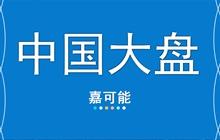 【嘉可能缠论】缠论与美股ETF:中国大盘股ETF(12月3日)