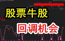 上证牛市:股票牛股回调中的介入机会!