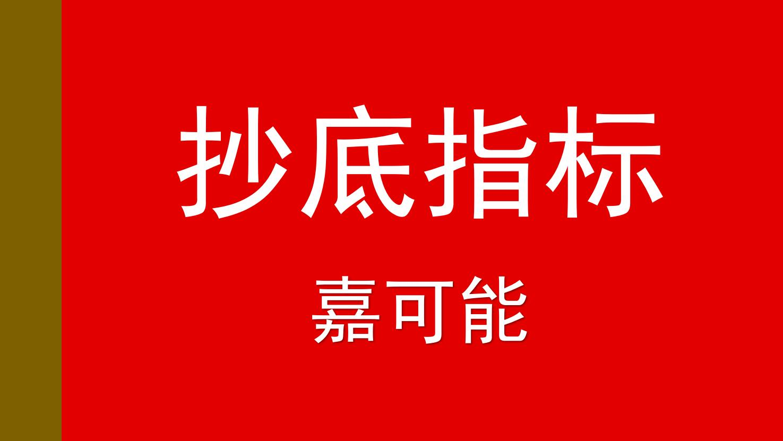 【嘉可能】隆基股份、爱美客、中航沈飞缠论海底捞月指标抄底上涨!(03月30日)